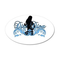 dirtdiva 2013 Wall Decal