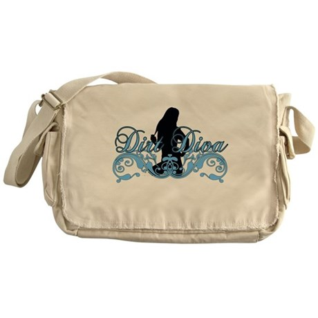 dirtdiva 2013 Messenger Bag