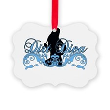 dirtdiva 2013 Ornament