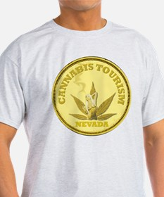 Nevada Cannabis Tourism T-Shirt