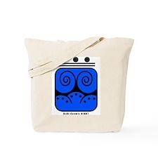 BLUE Cosmic NIGHT Tote Bag