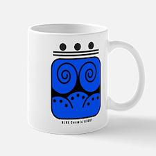 BLUE Cosmic NIGHT Mug