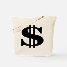 Dollor Tote Bag