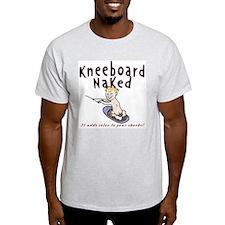 KB Naked Ash Grey T-Shirt