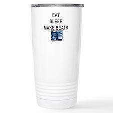 eatsleepmakebeats.png Travel Mug