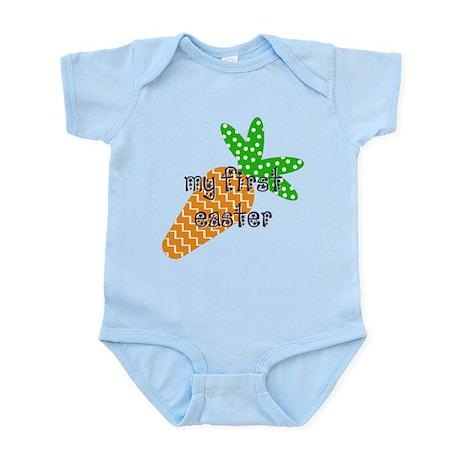 First Easter Infant Bodysuit (Boy)