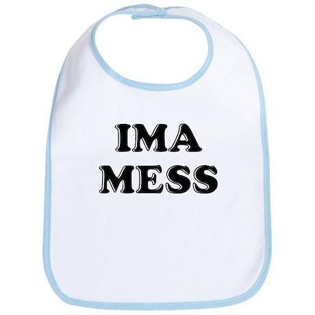 IMA MESS Bib