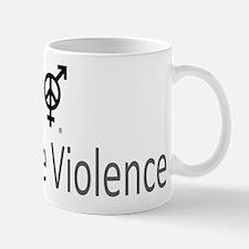 End The Violence Mug