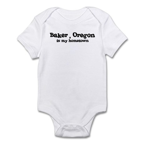 Baker - Hometown Infant Bodysuit