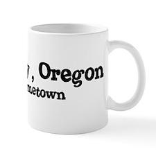 Baker City - Hometown Coffee Mug