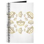 17 queen of hearts crowns Journal