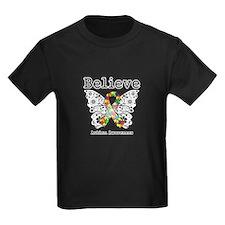 Believe Butterfly Autism T
