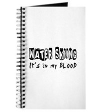 Water Skiing Designs Journal