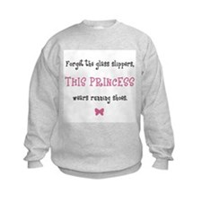 Princess Runner Sweatshirt