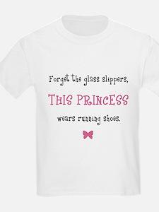 Princess Runner T-Shirt