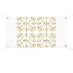 68 queen of hearts crowns Banner