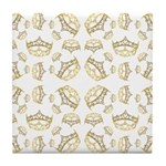 68 queen of hearts crowns Tile Coaster