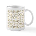68 queen of hearts crowns Mug