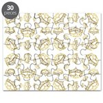 68 queen of hearts crowns Puzzle