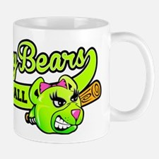 Gummy Bears Softball logo Mug