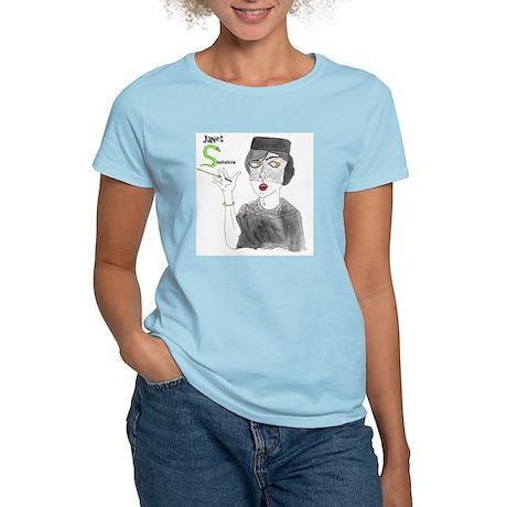 Janet Snakehole's Sleeve T-Shirt