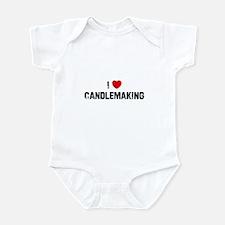 I * Candlemaking Infant Bodysuit