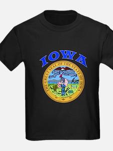 Iowa State Seal T