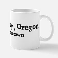 Happy Valley - Hometown Mug