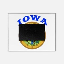 Iowa State Seal Picture Frame