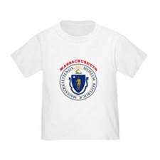 Massachusetts State Seal T