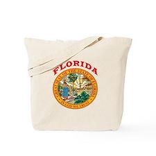 Florida State Seal Tote Bag