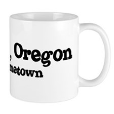 Halfway - Hometown Mug