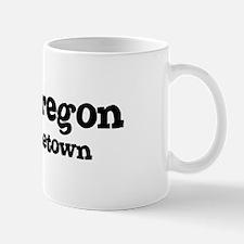 King - Hometown Mug