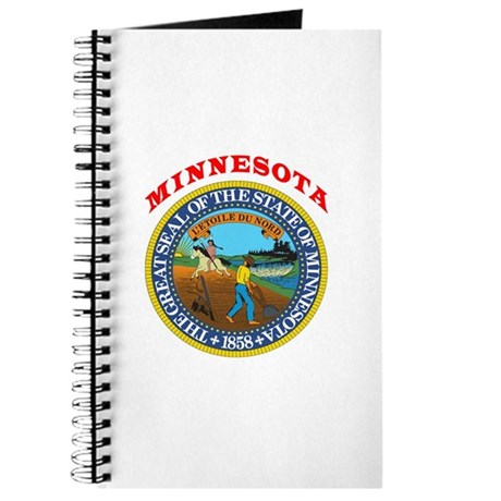 Minnesota State Seal Journal