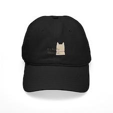 Back of the dog's head Baseball Hat