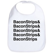 Bacon Strips Bib