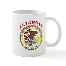 Illinois State Seal Mug