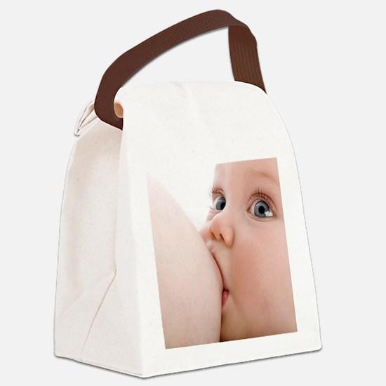 Breastfeeding - Canvas Lunch Bag