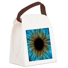Eye, iris - Canvas Lunch Bag