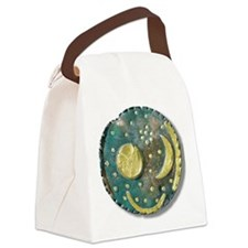 Nebra sky disk, Bronze Age - Canvas Lunch Bag