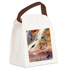 Sahara Desert, Chad - Canvas Lunch Bag