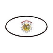 New Mexico State Seal Patches