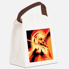 artwork - Canvas Lunch Bag
