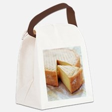 Camembert cheese - Canvas Lunch Bag