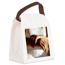 is - Canvas Lunch Bag