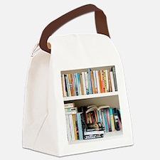 Fiction books - Canvas Lunch Bag