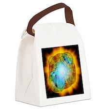Big Bang inflation - Canvas Lunch Bag