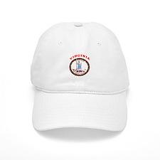 Virginia State Seal Baseball Cap