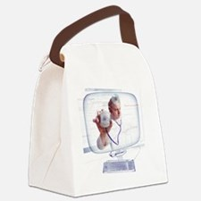 Electronic doctor - Canvas Lunch Bag