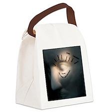 Phrenology head - Canvas Lunch Bag
